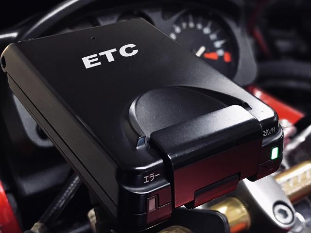 ETCカードリーダー