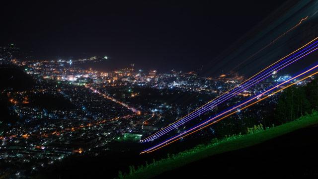 小樽の夜景